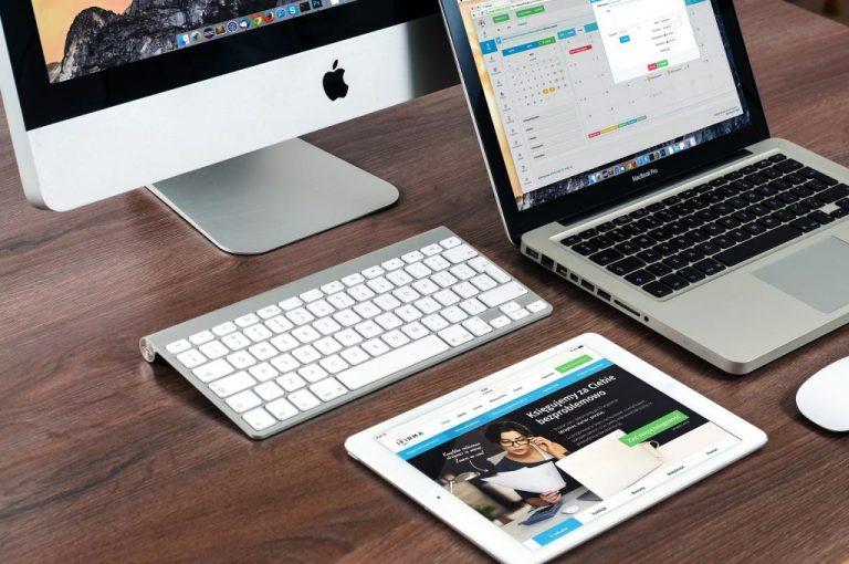 Computador fixo, portátil e tablet