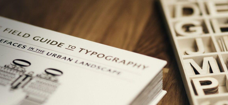 livro de tipografia