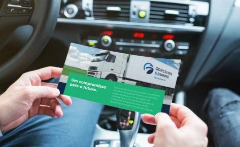 Gonçalves & Duarte Transportes . brand strategy and guidelines