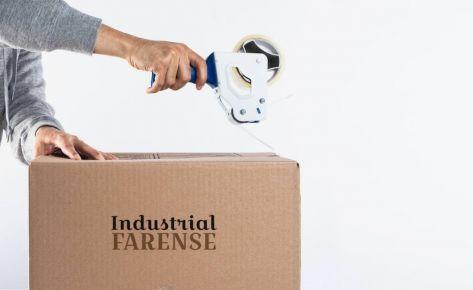 Industrial Farense . rebuilding an established brand
